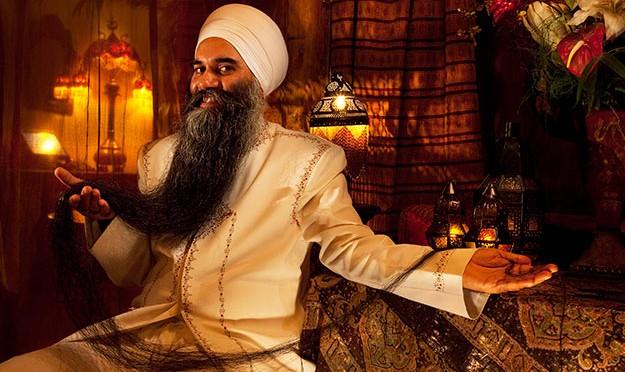 Sarwan Singh barba lunga