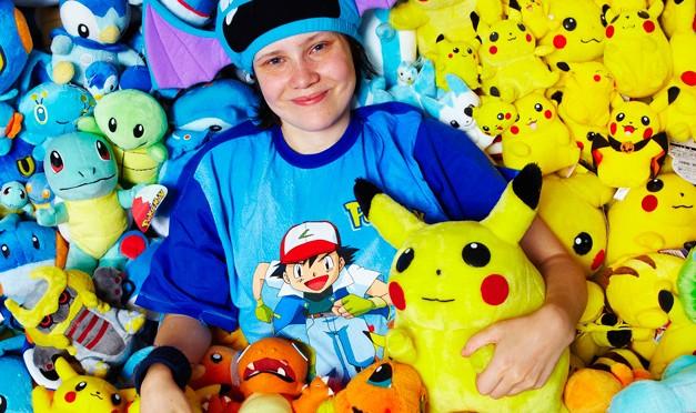 Papusi Pokemon