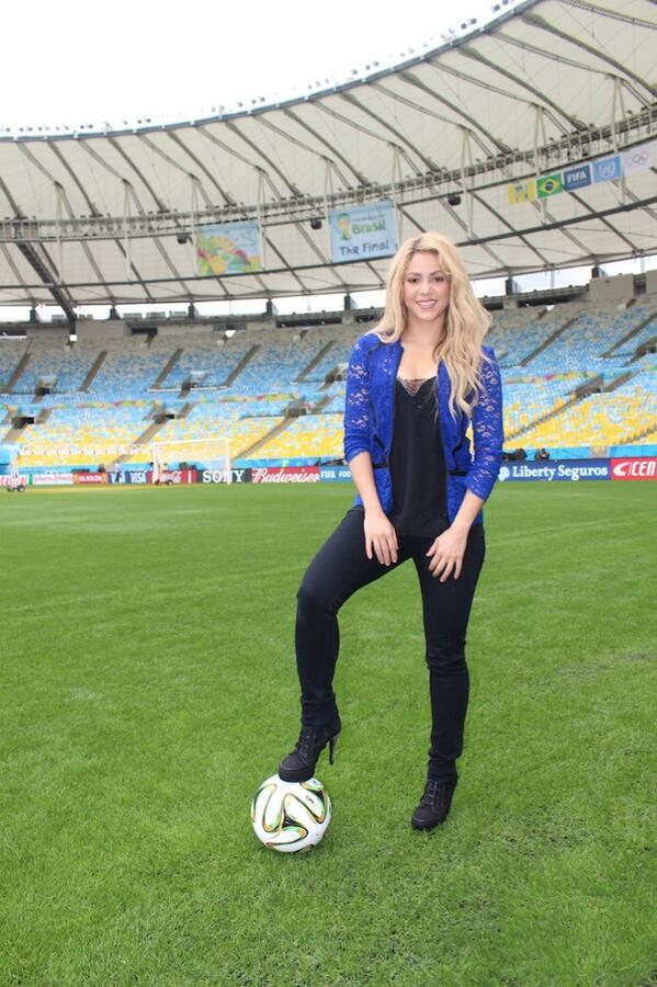 Shakira World Coup