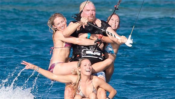 Record Kitesurfing
