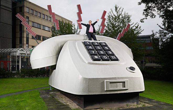 Cel mai mare telefon