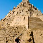 Caste de nisip urias