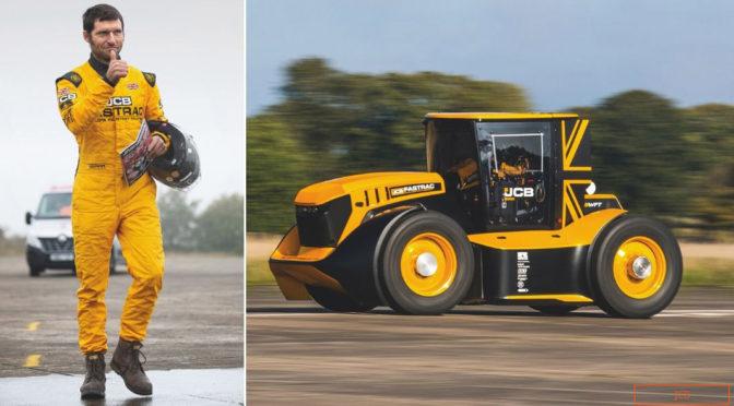 Cel mai rapid Tractor din lume