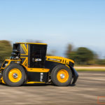 Record viteza tractor